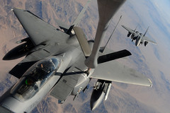 lockheed martin f-22 raptor(0.0), mcdonnell douglas f/a-18 hornet(0.0), sukhoi su-35bm(0.0), grumman f-14 tomcat(0.0), aerospace engineering(1.0), aviation(1.0), airplane(1.0), wing(1.0), vehicle(1.0), mcdonnell douglas f-15 eagle(1.0), fighter aircraft(1.0), jet aircraft(1.0), aircraft engine(1.0), air force(1.0),