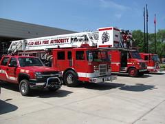 Michigan Fire Trucks