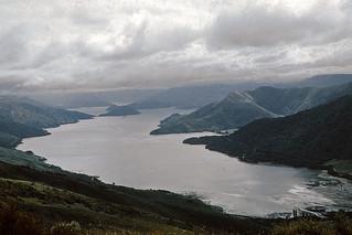 Kenepuru Sound, Marlborough, New Zealand, 1970