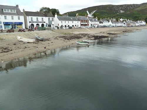 Ullapool Harbour, Scottish Highlands