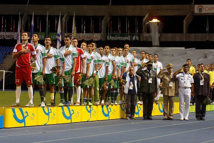 compétition algérie football