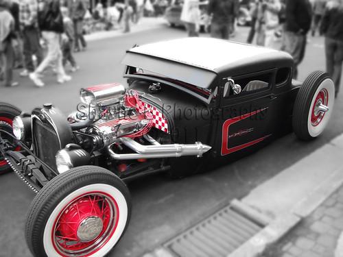 Sunset Idaho Car Show