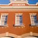 Town Hall, closeup