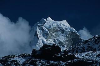 Kantega 6.783 m-Everest Region-Himalaya