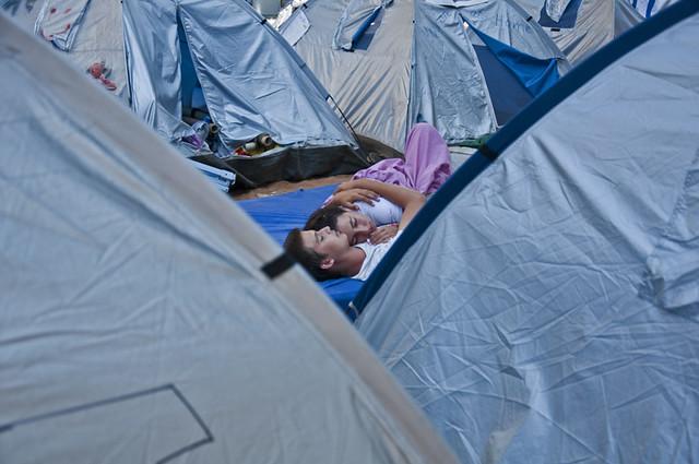 Tents Avenue, Tel Aviv