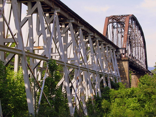 Emory River Railroad Bridge