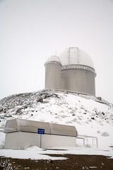 3.6 and TAROT under snow