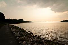 Lake Crabtree East Side