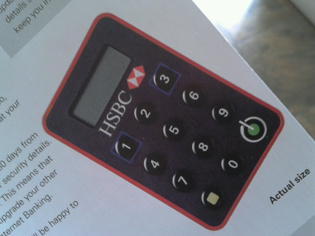 HSBC in the UK are introducing the stupid pocket calculato