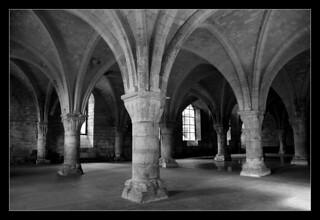 Scriptorium de l'abbaye de Vaucelles - Nord -
