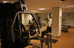 Fitness Hotel Crowne Plaza Amsterdam