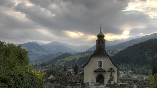morning mountain mountains church cemetery graveyard clouds sunrise dawn austria österreich day cloudy kirche chapel rankweil hdr risingsun ausztria vorarlberg breakingdawn tthdr beatbull