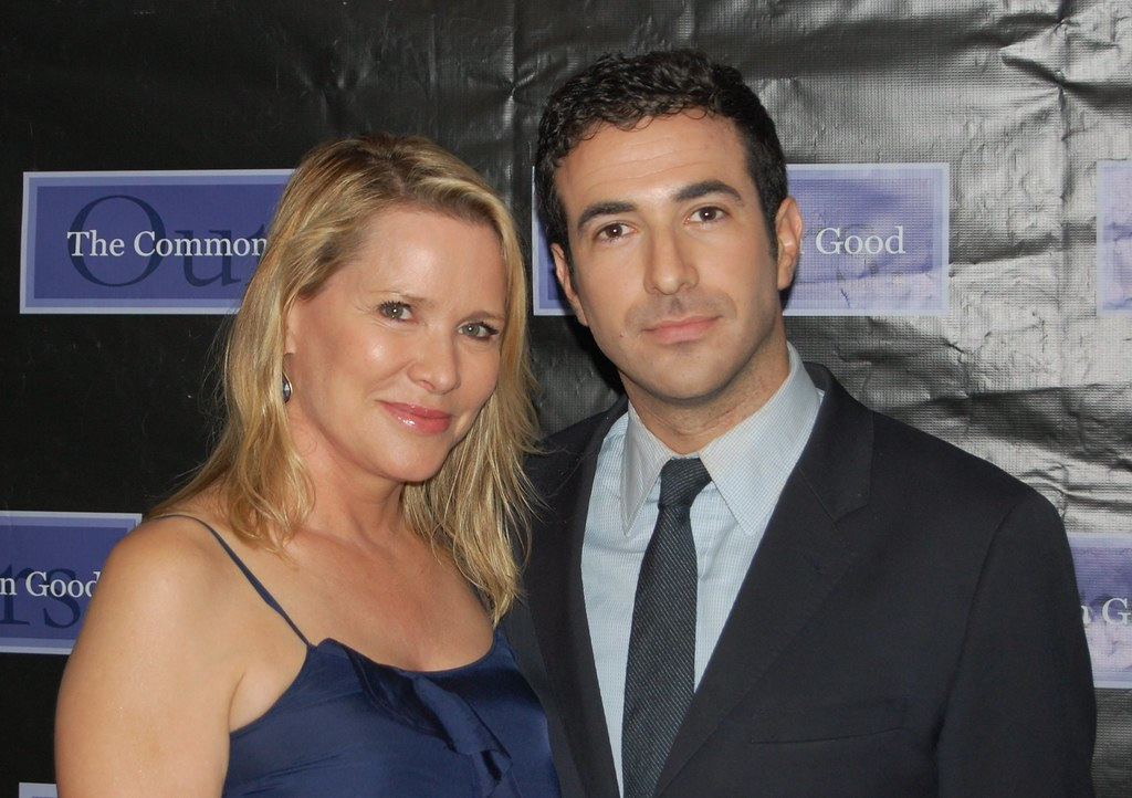 Patricia Duff and Ari Melber