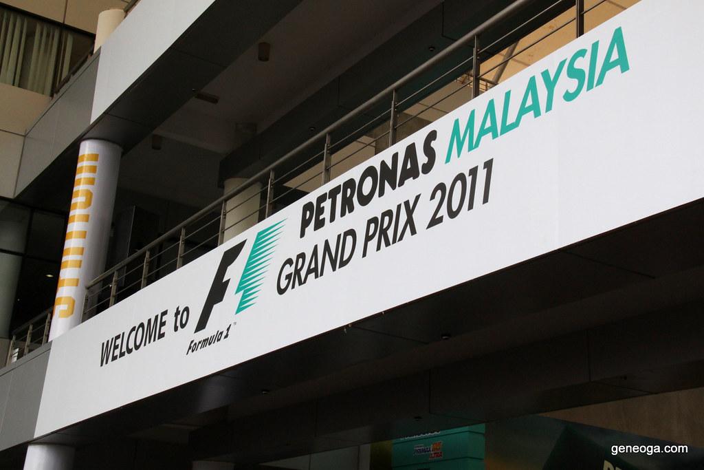 Petronas Malaysia Grand Prix 2011