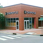 Chipotle on Hillsborough Street