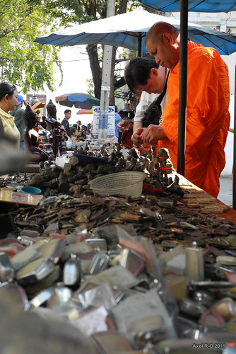 Bangkok : Amulet Market