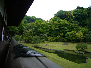 kenchoji-temple garden