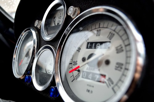 Abarth Manometers