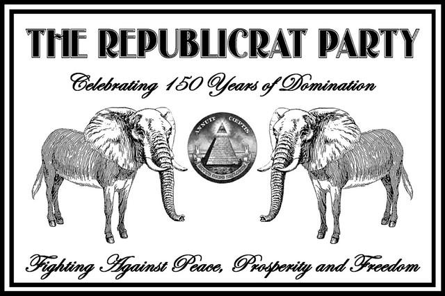 Republicrats Always Win