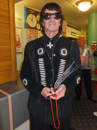 Roy Orbison aka Johnny Curtiss, Rock n Roll Paradise, Congress Theatre, Eastbourne