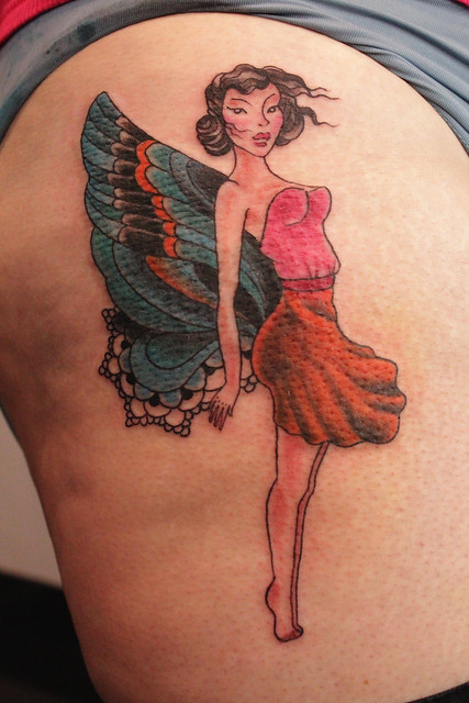 Pinup Fairy