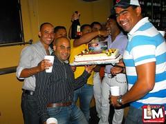 Happy Birthday Saulo @ Soberano liquor store Villa Trina