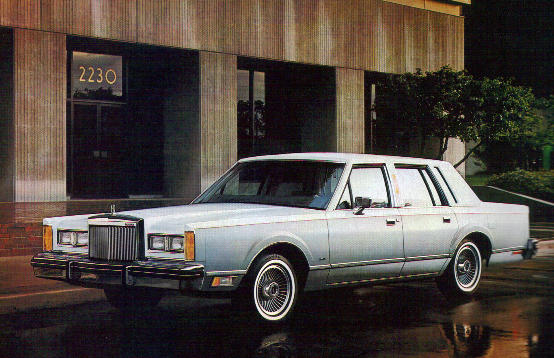 1984 Lincoln Town Car Images Pictures And Videos