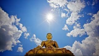 Buddha perspective, Thimphu, Bhutan