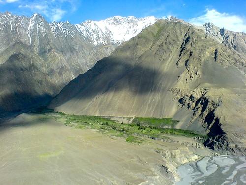 pakistan highway karakoram passu zarabad