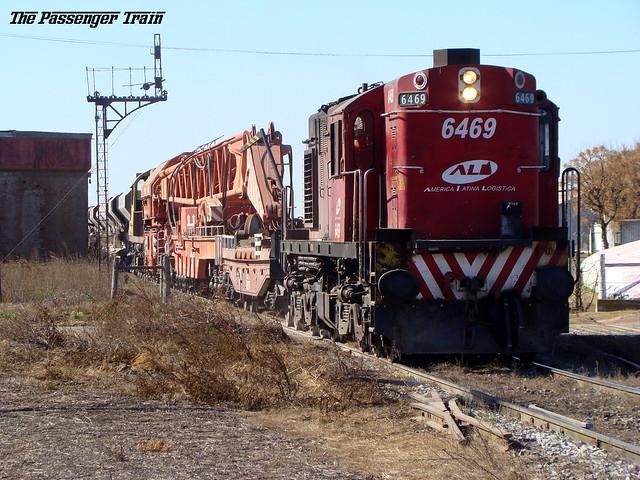 ALCO RSD35 6469 Rocio