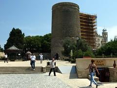 Баку. Девичья башня