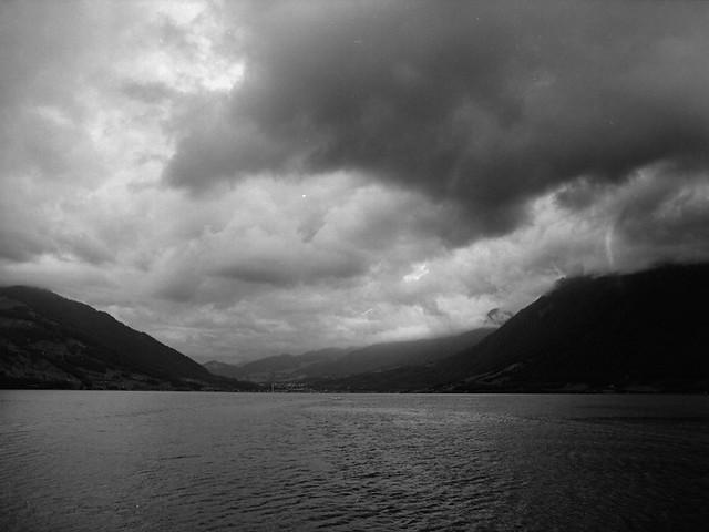 cloud & lake
