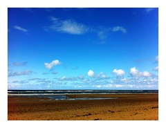 Cayton Bay. By Thomas Tolkien