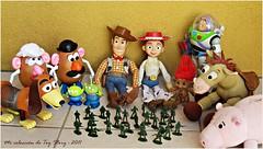 Mi amada colección de juguetes de Toy Story  981b86ab533