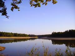 Le Grand étang de La Jemaye - Périgord blanc