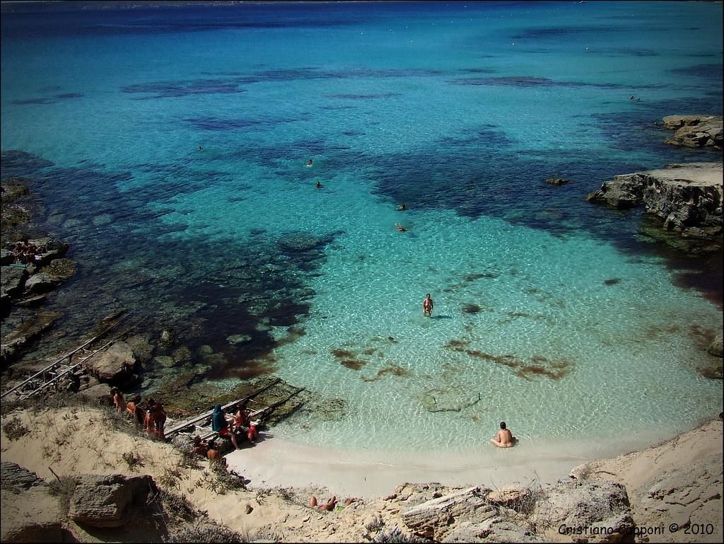 Formentera - Caló d'es Morts