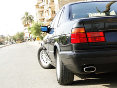 BMW 525 1992  by salwan  s. alabdaly