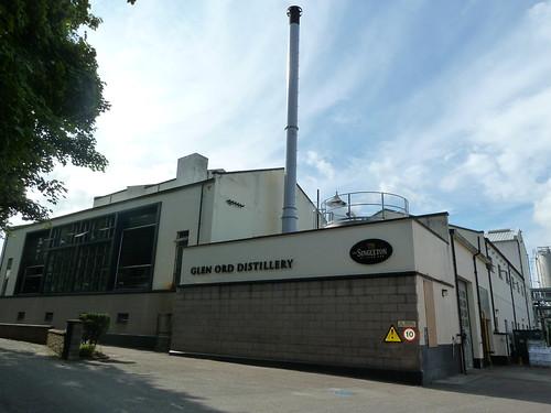 Glen Ord Distillery, Highlands