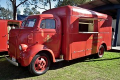 1942 Ford Model W-21 1.5 ton mobile canteen