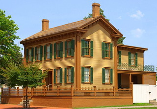 Abe Lincoln's Home | by jimbowen0306