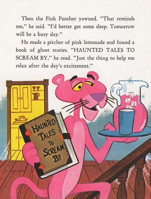 The Pink Panther in the Haunted House00009