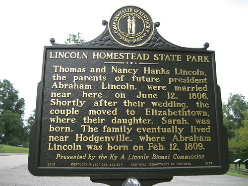 Kentucky Historical Marker 2297 A