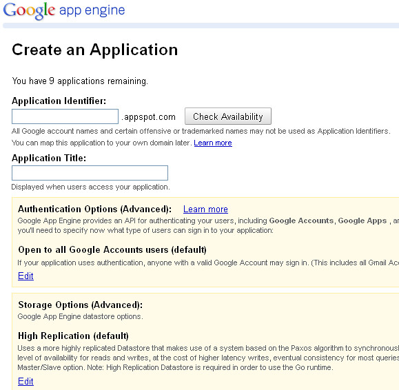 steps to implement and hosting your website in google app engine for free   Anil Labs