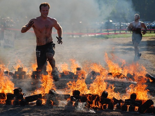 Warrior Dash Michigan