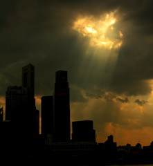 Ray of Light at Singapore