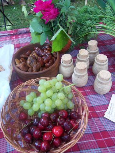 Roman fruits