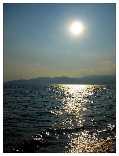 blue summer sky sun water seaside greece getaways fokida ελλάδα