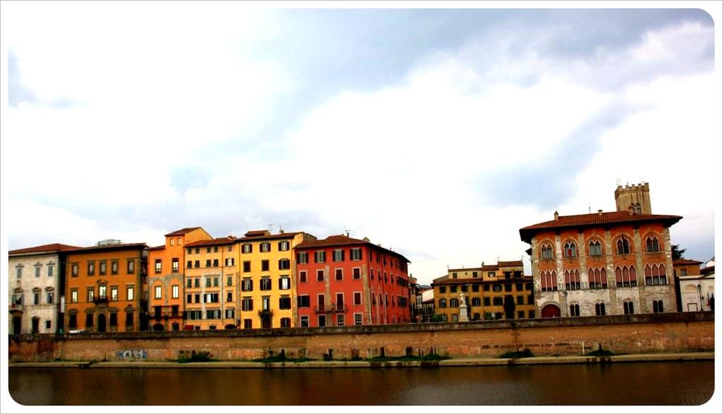 Pisa & River