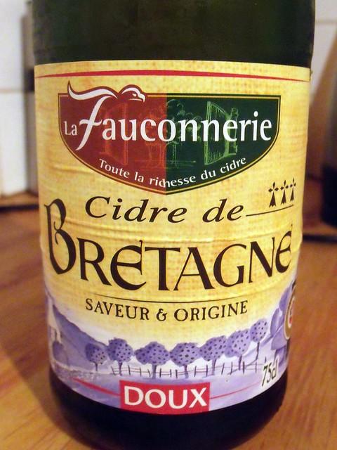 La Fauconnerie Cidre De Bretagne Doux France Flickr