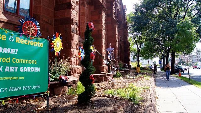 2011 DC Community Junk Art Garden 5925 Flickr Photo